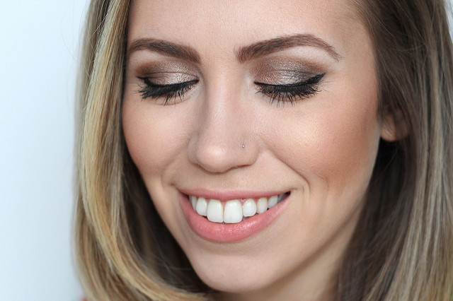 Makeup Monday: Bronze Smoky Eye