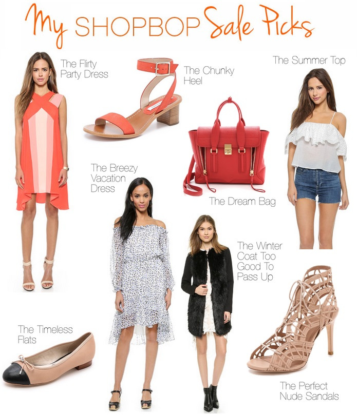 My Shopbop Sale Picks