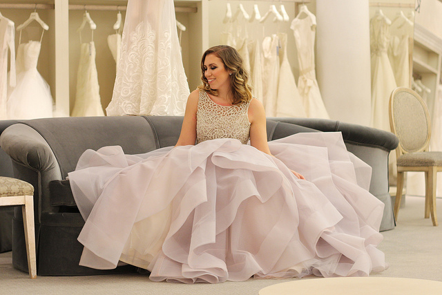 My Cinderella Moment with Kleinfeld