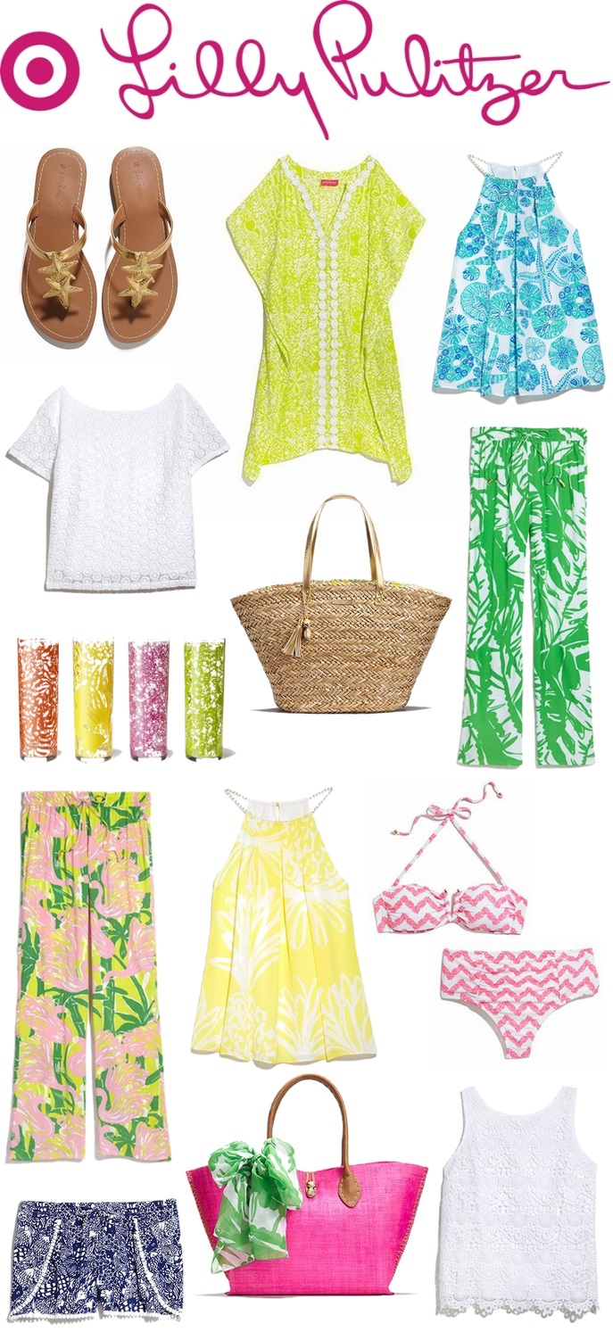 My Lilly Pulitzer for Target Picks