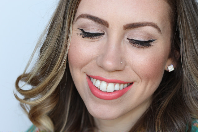 Makeup Monday: Coral Lipstick