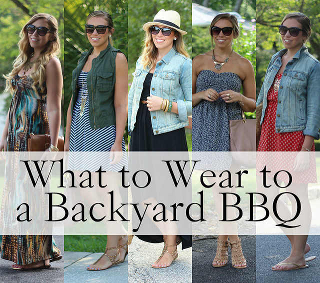 What to Wear to a Backyard BBQ