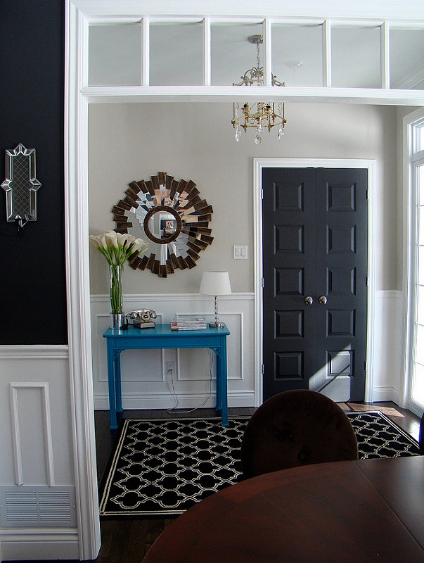 Room for Style: Decorating | Black as a Decor Neutral