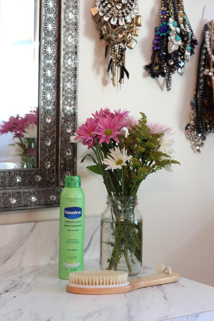 Summer Body Skincare Routine
