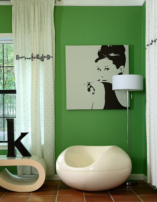 Room for Style: Decorating | Green with Envy