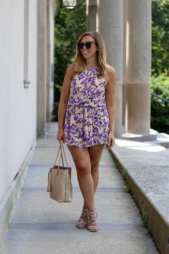 Clinging onto Summer Florals