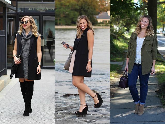 Round Up: October Fashion & Beauty