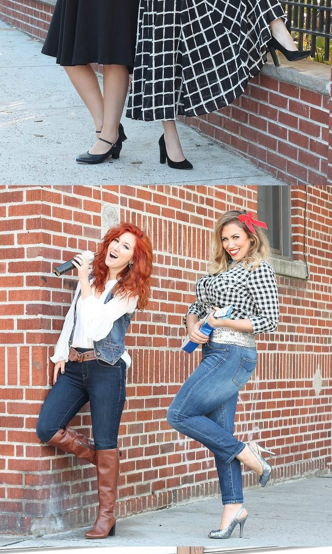 3 Halloween Costumes for You and your Bestie from your Closet