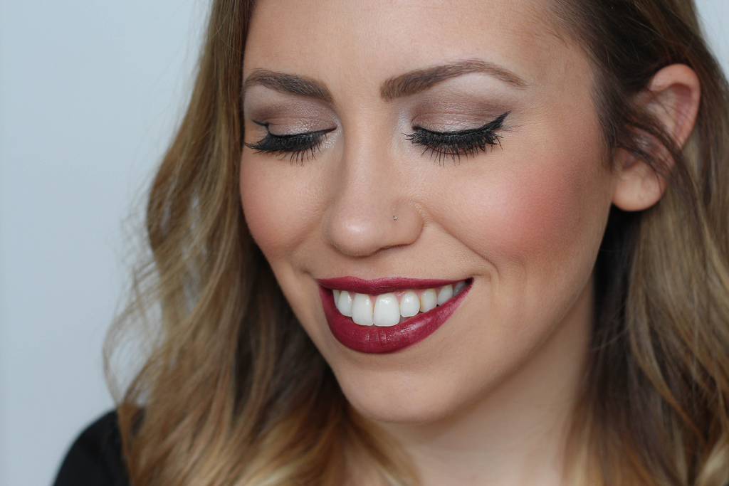 Makeup Monday: Black Cherry Lips