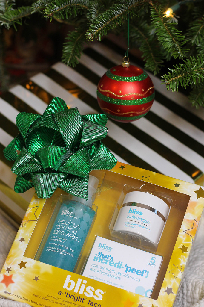 bliss Holiday Skincare Giveaway