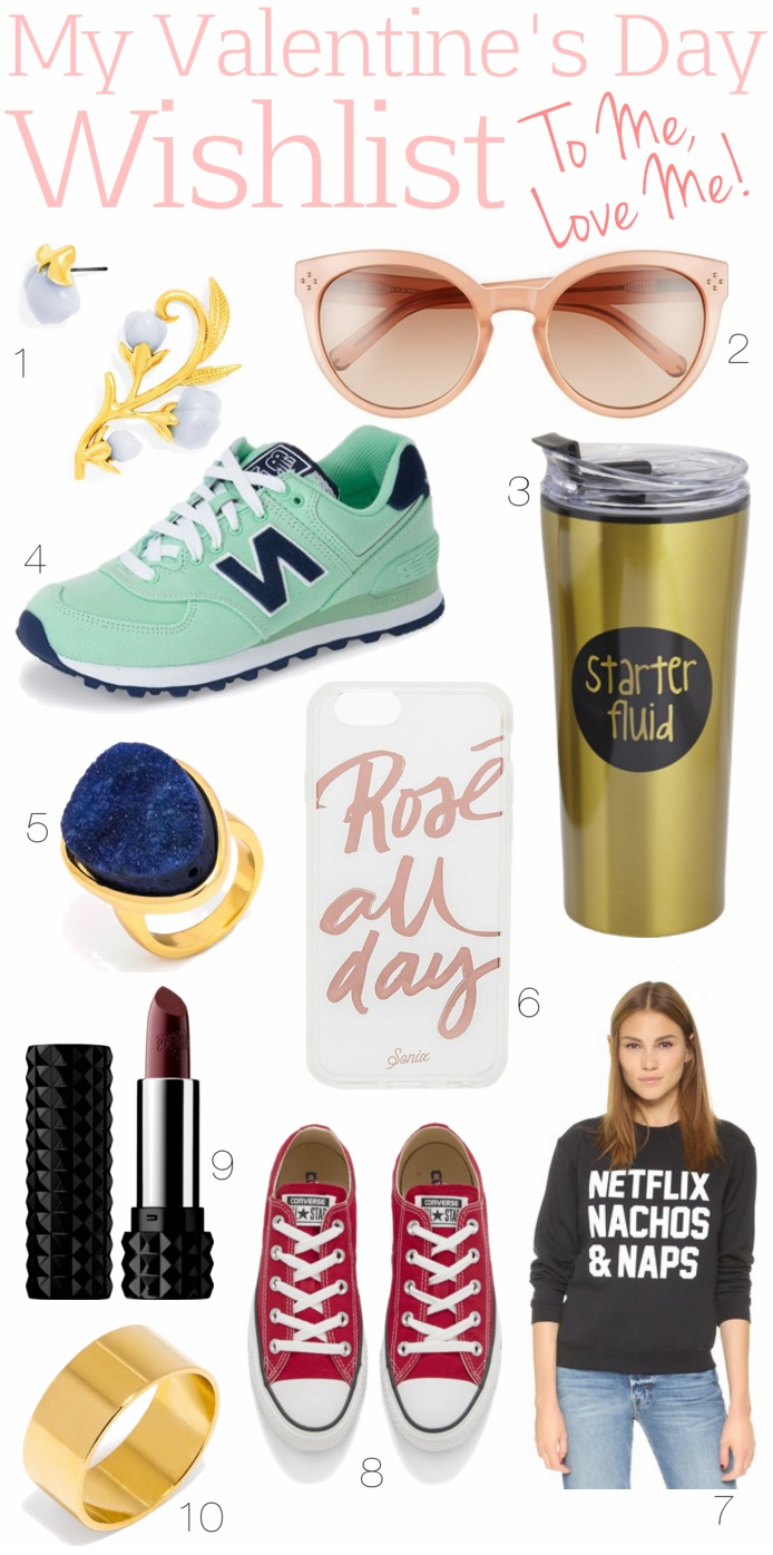 My Valentine's Day Wishlist