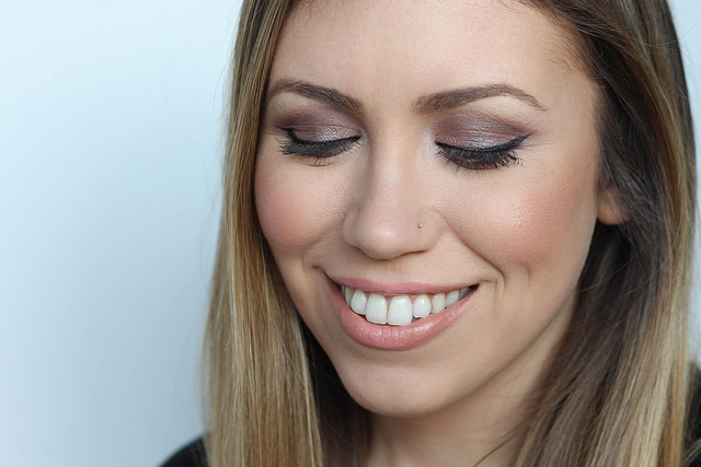 Makeup Monday: Soft Rose Eye Makeup