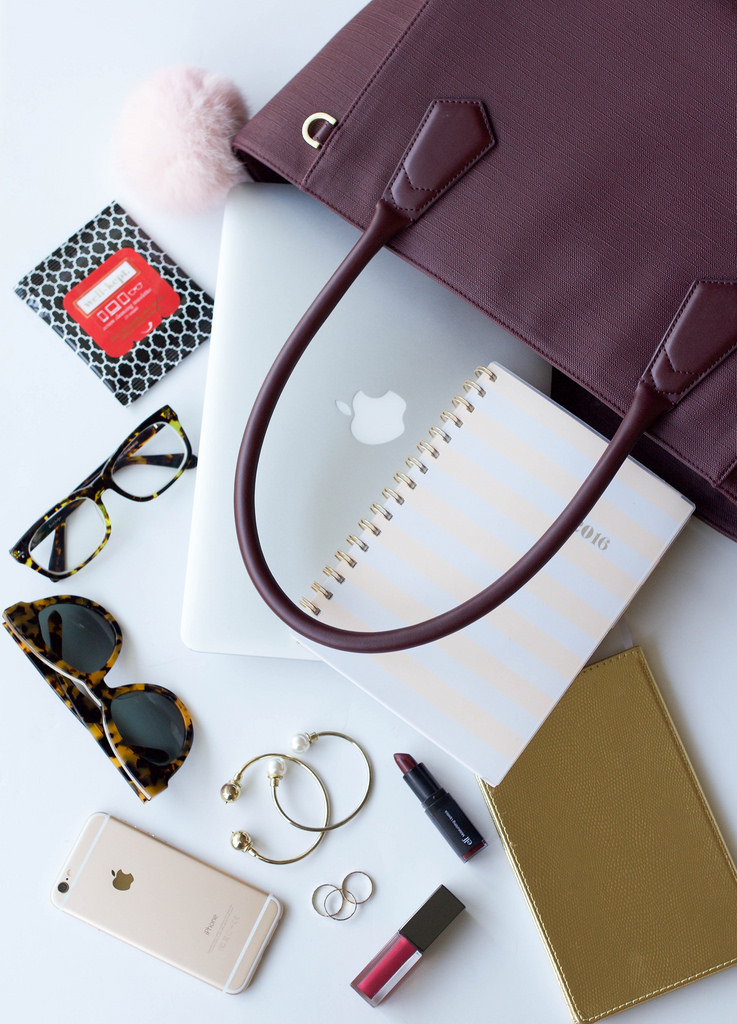 The Perfect Work Bag GIVEAWAY