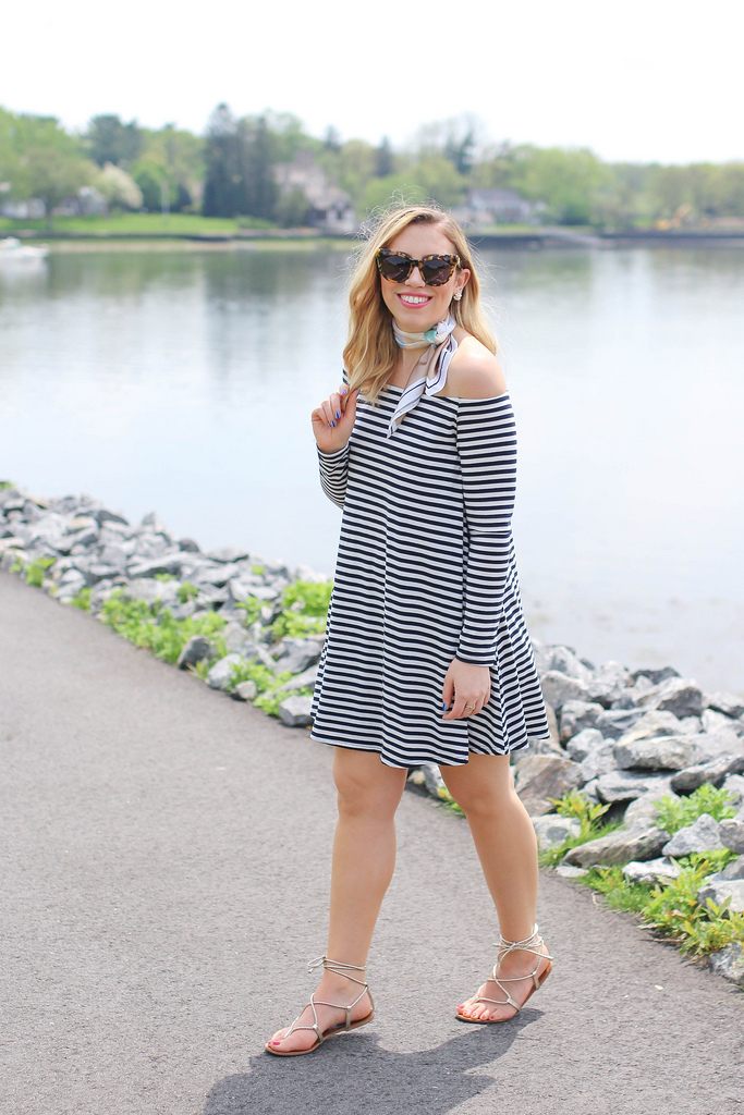 6 Ways to Wear Bold Stripes