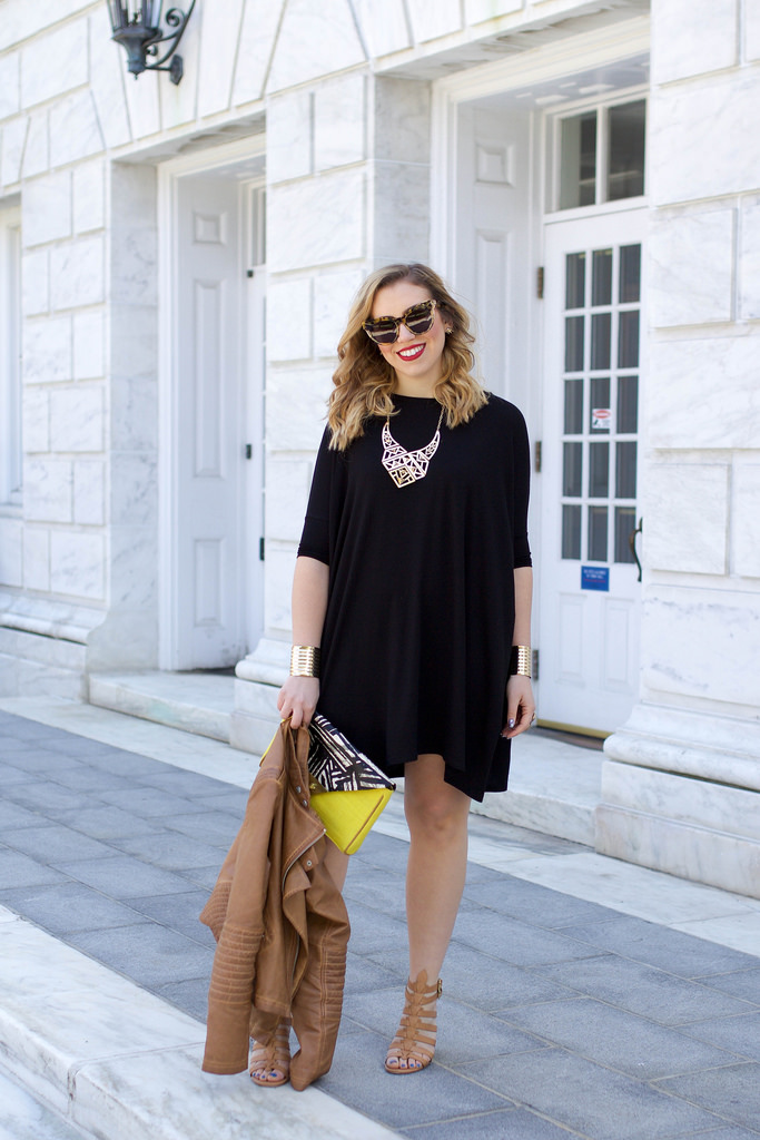 The Oversized T-Shirt Dress