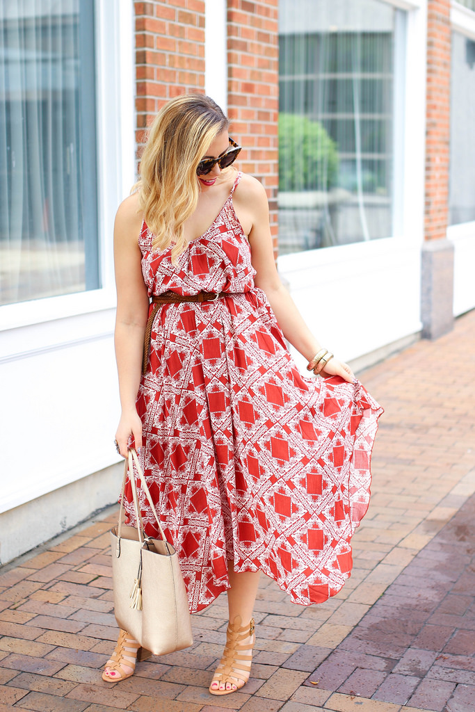 The Midi Dress Obsession