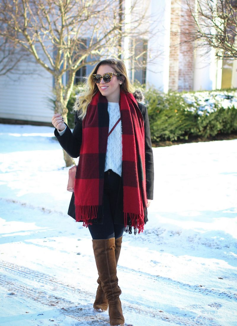 What to wear in New York in February