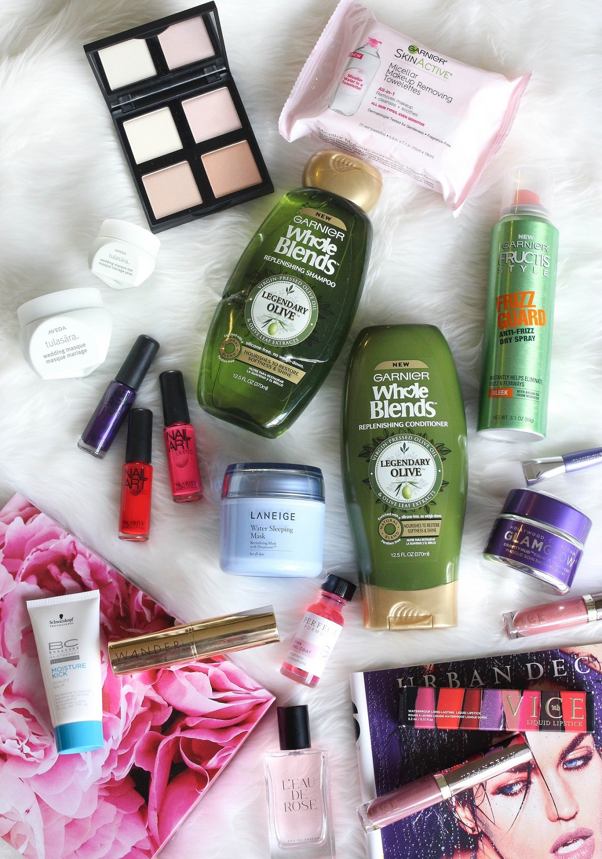 My February Beauty Essentials