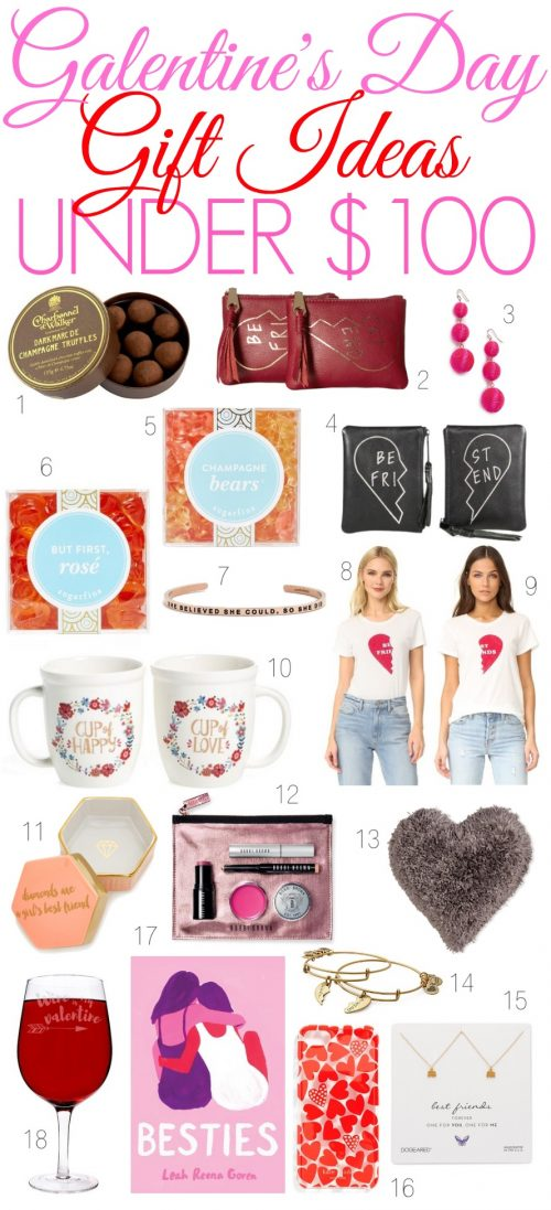 Galentine's Day Gift Ideas Under $100 - Living After Midnite