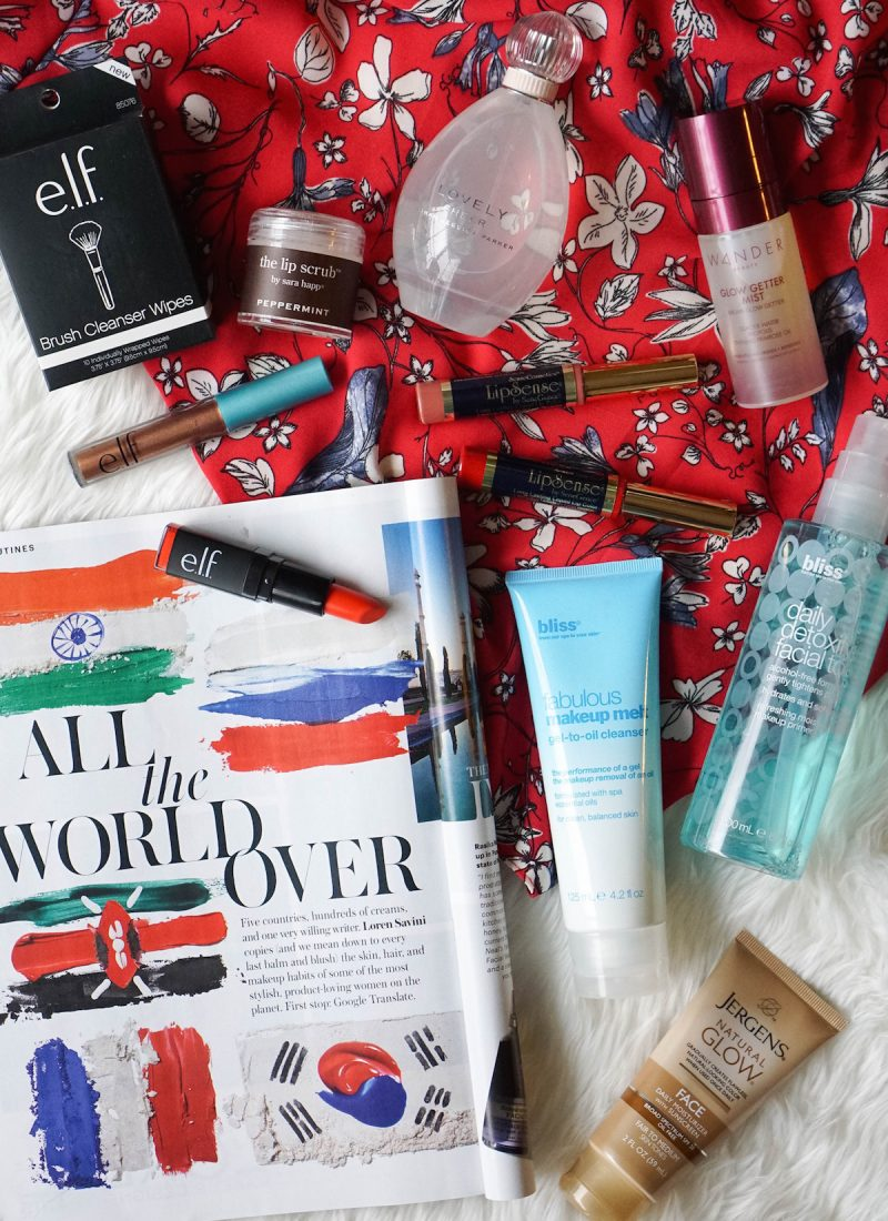 My May Beauty Essentials
