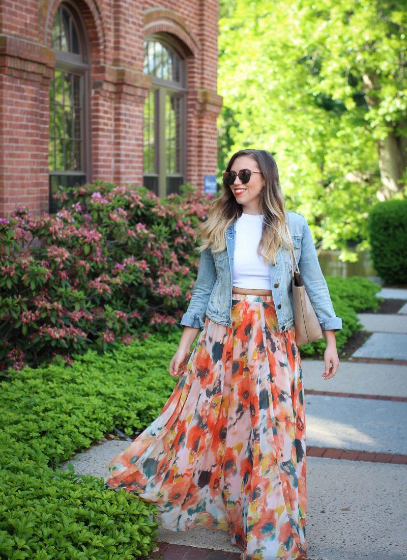 True Life: I'm Addicted to Maxi Skirts