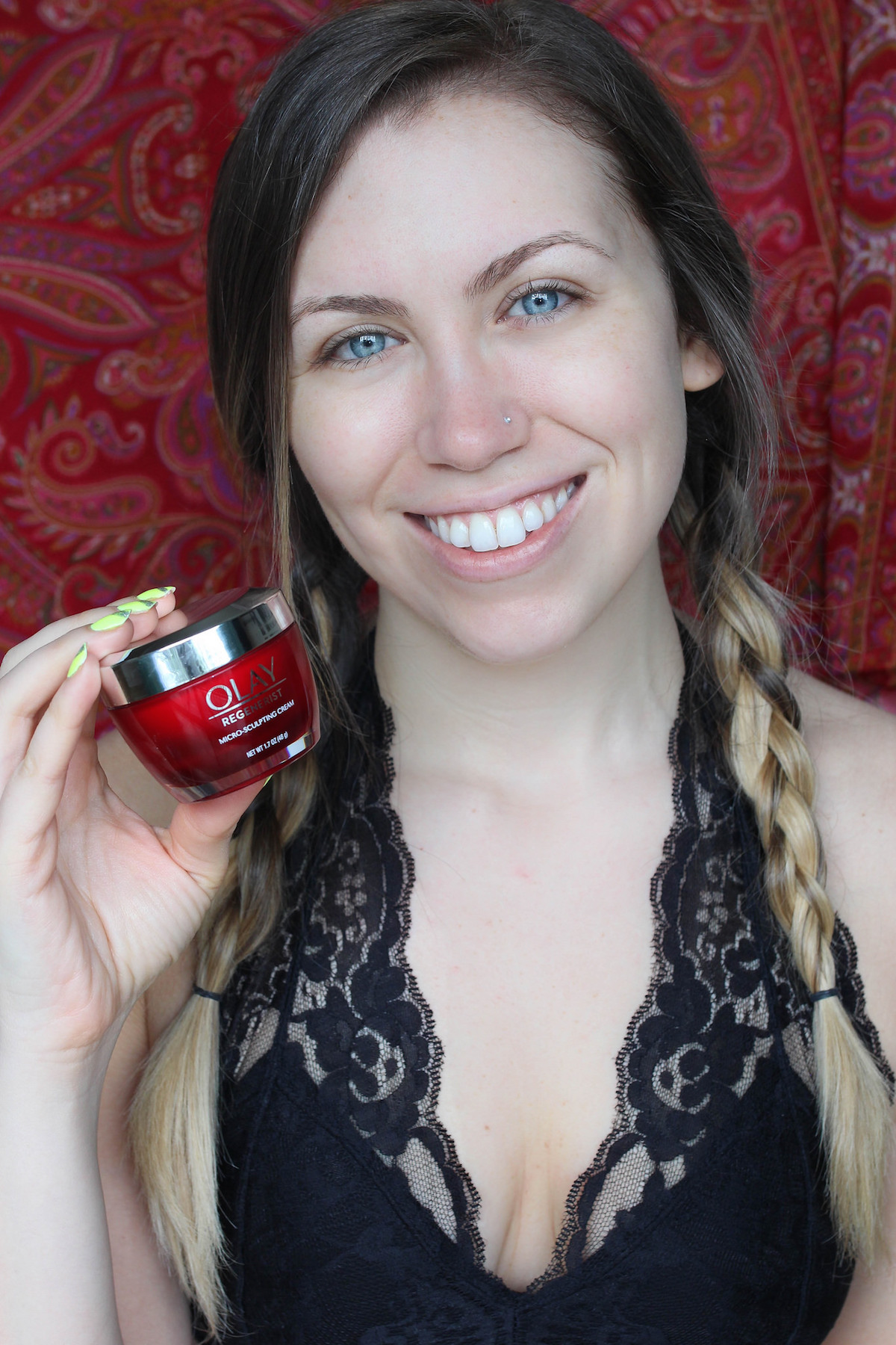 Why I'm Adding an Anti-Aging Cream to my Skincare Routine