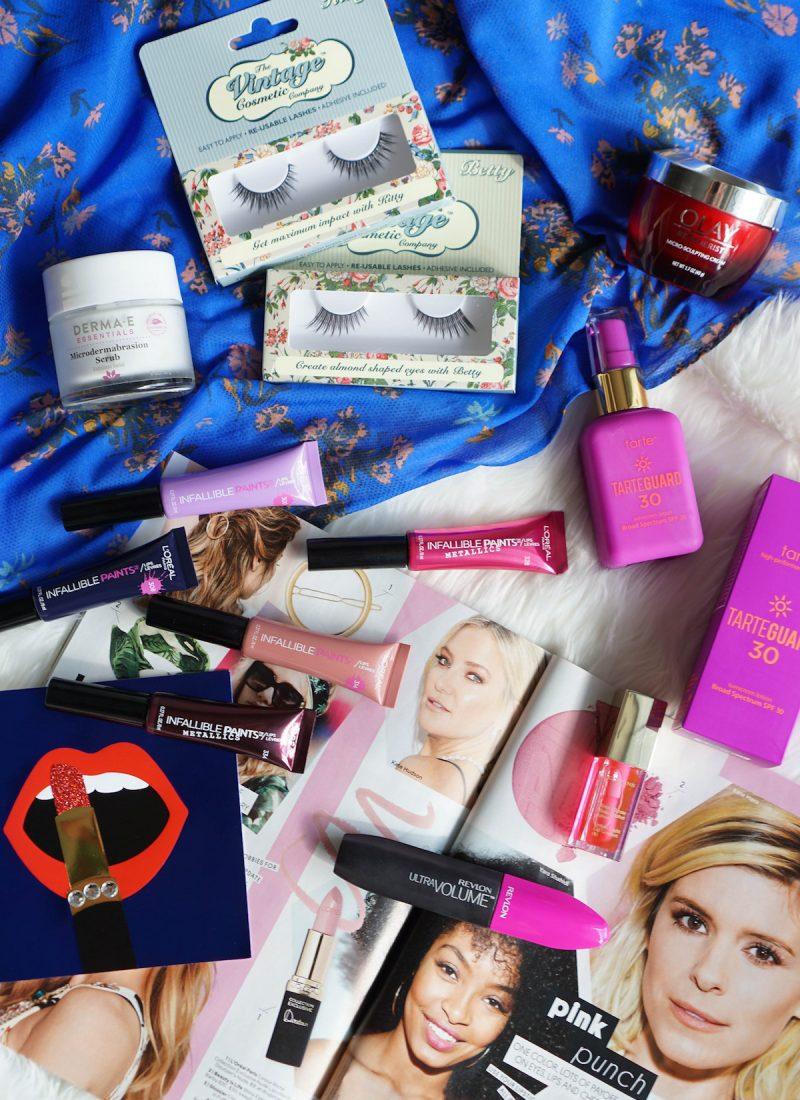 My June Beauty Essentials