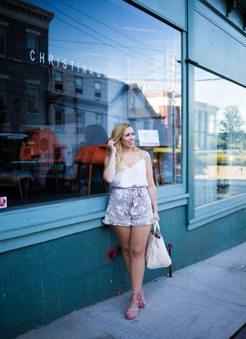 The Best Shorts for a Pear Shaped Body