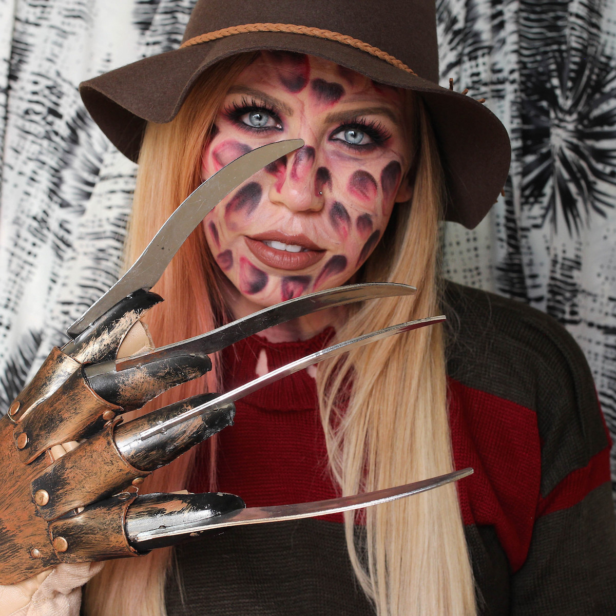 So You Wanna Be Freddy Krueger for Halloween
