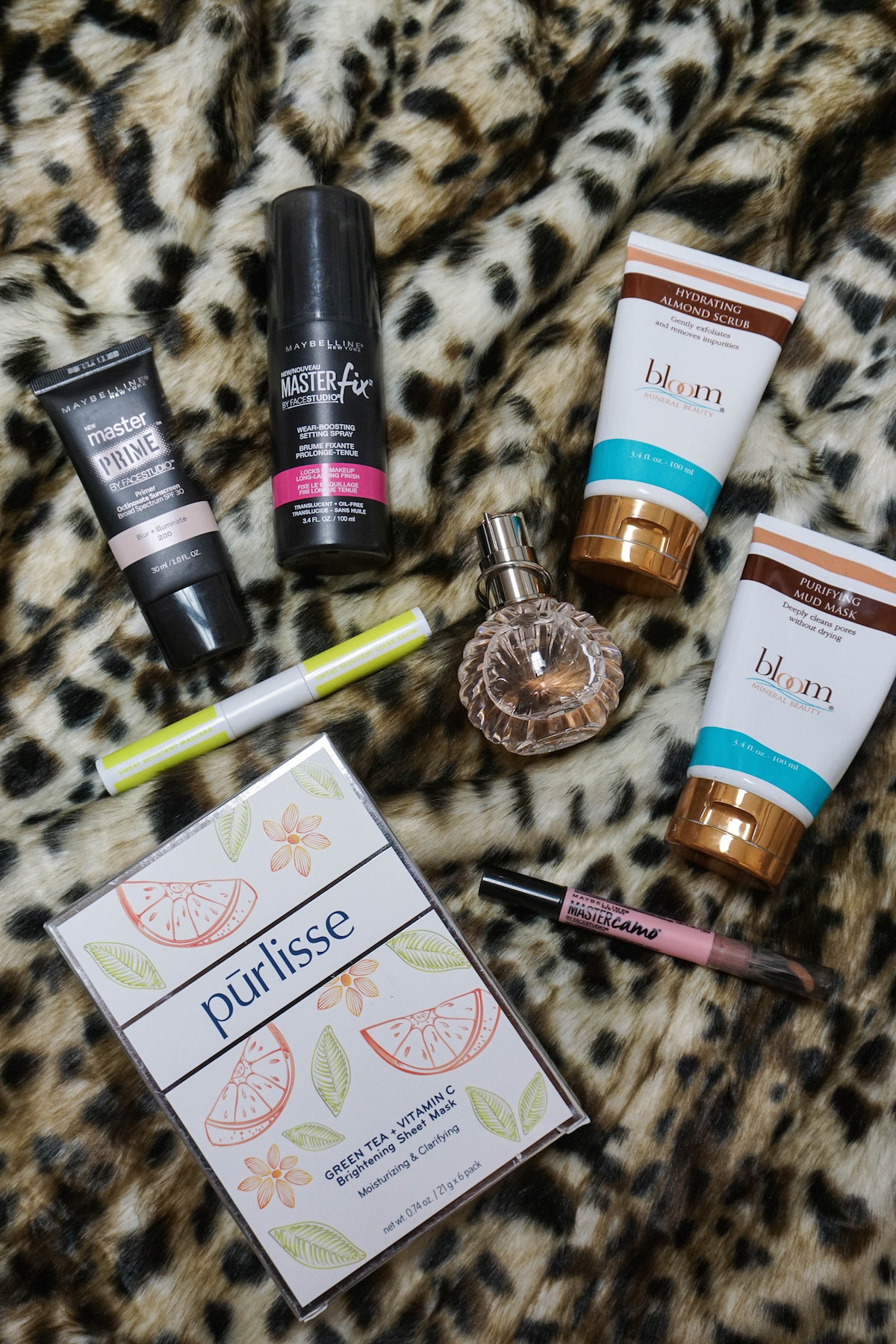 My Favorite Beauty Products from December