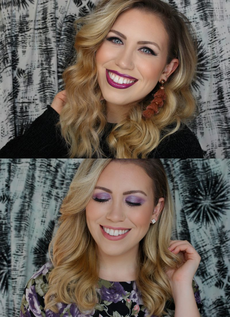 2 Ways to Wear Ultra Violet Makeup