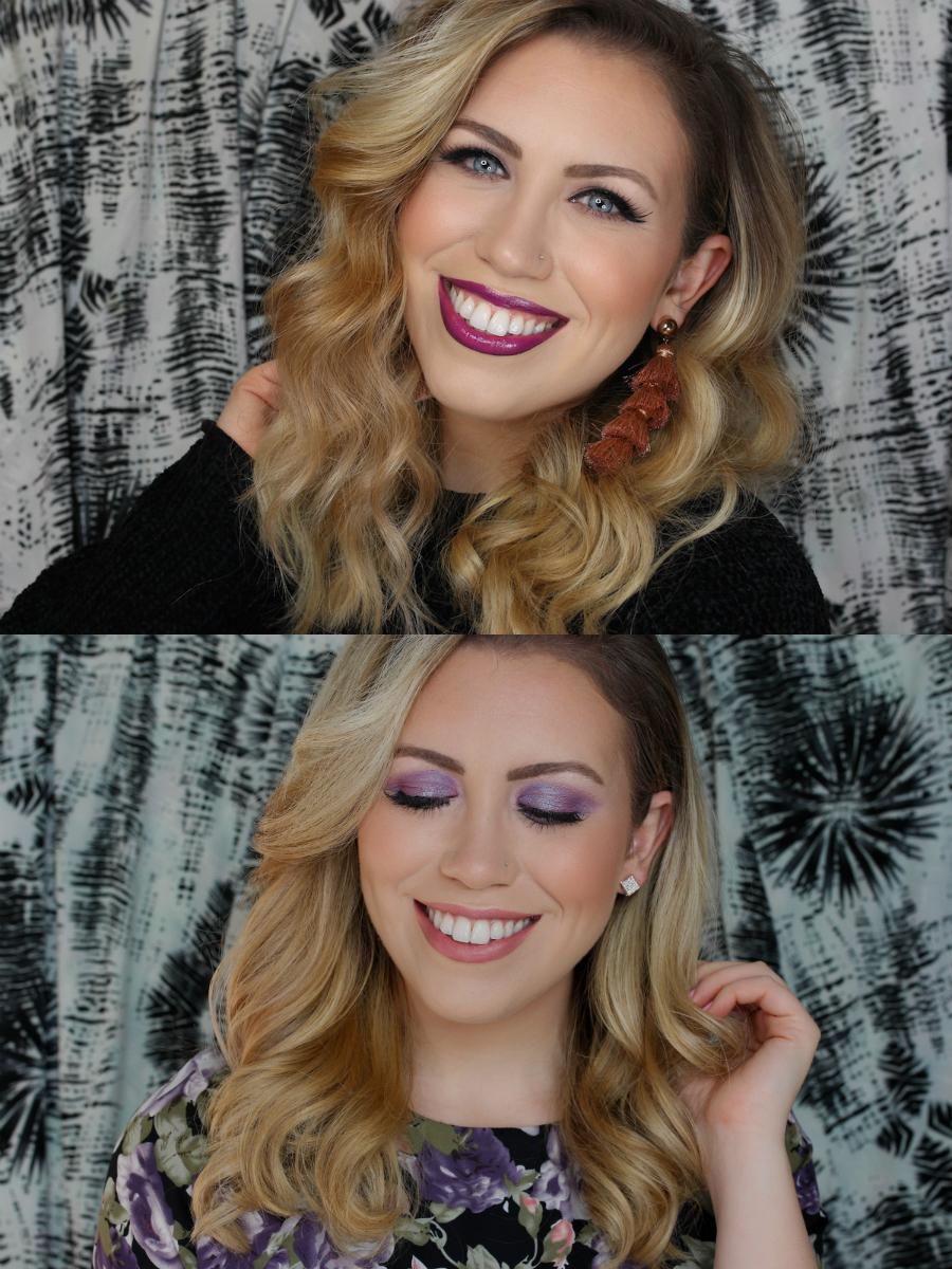 2 Ways to Wear Ultra Violet Makeup