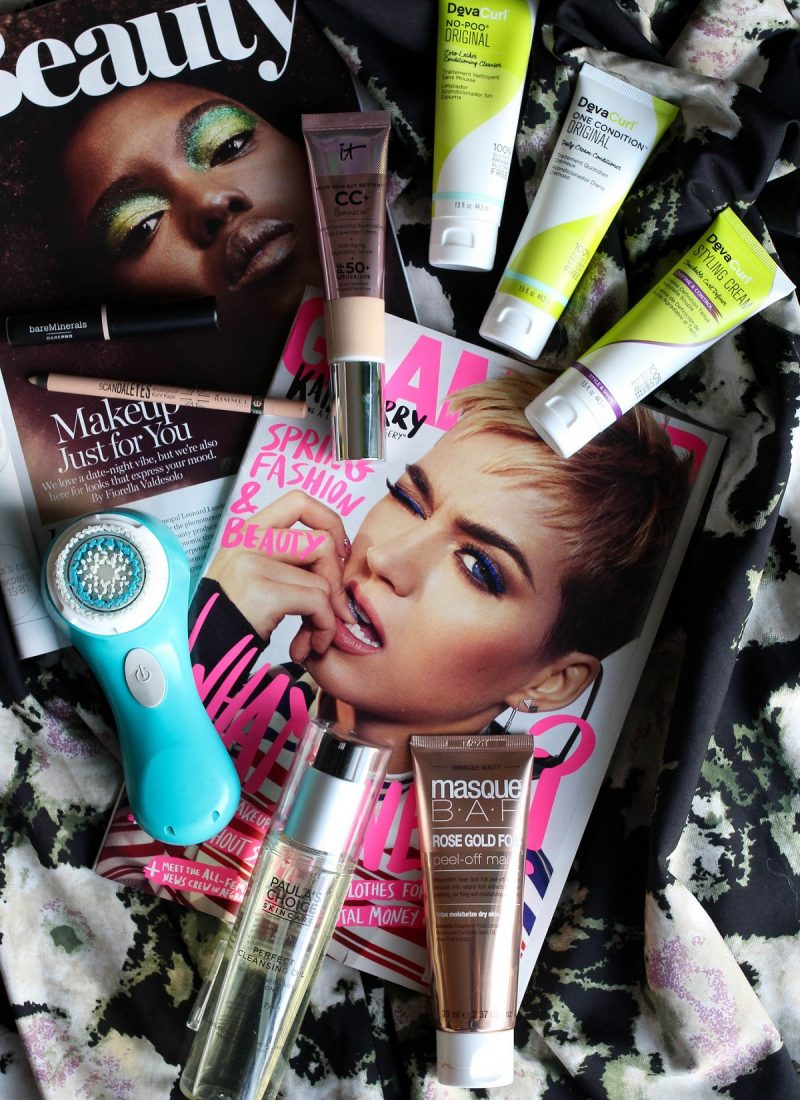 The 7 New Beauty Products I Tried This Month
