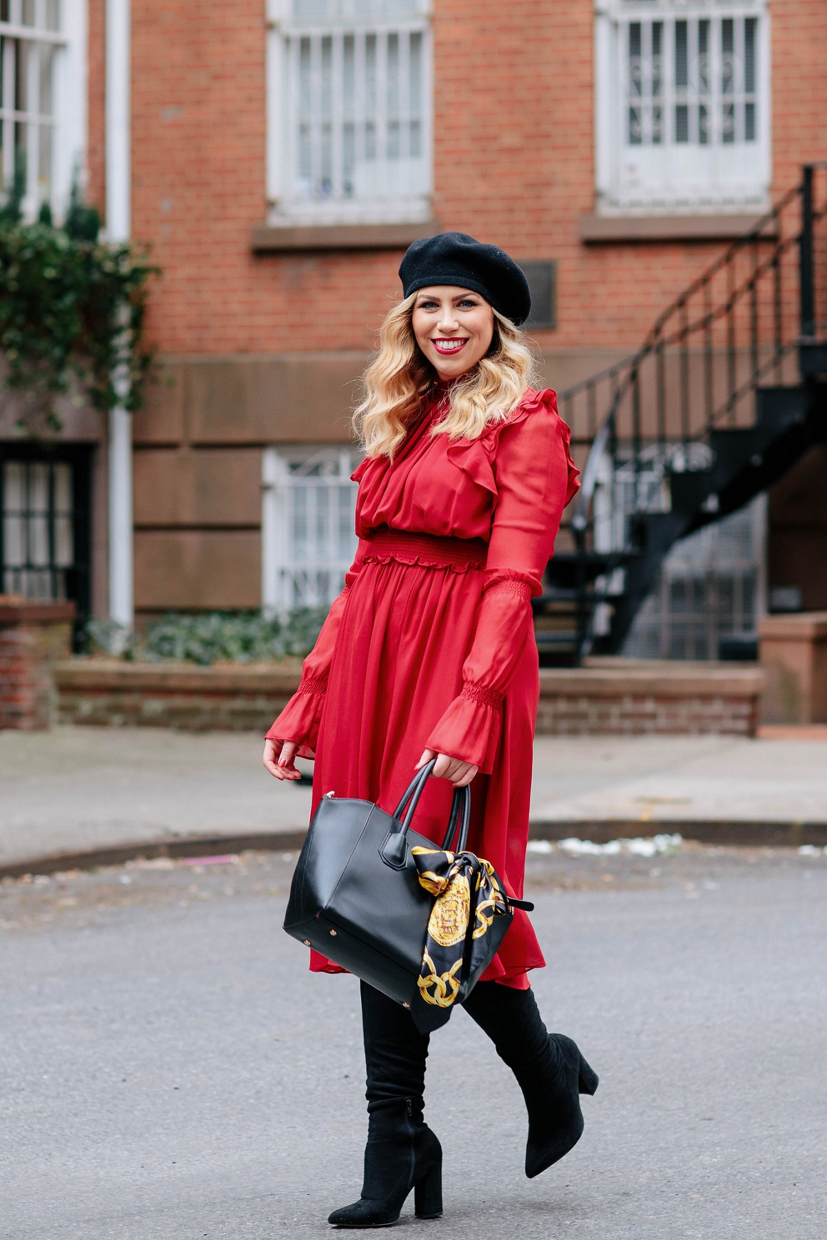 Lady in Red: Why the Color Red Will Never Go Out of Style