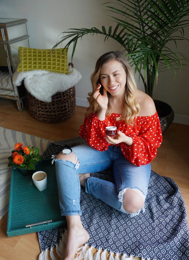 My SPF Journey with Olay Whips with SPF 25 Living After Midnite Beauty Skincare Blogger Jackie Giardina