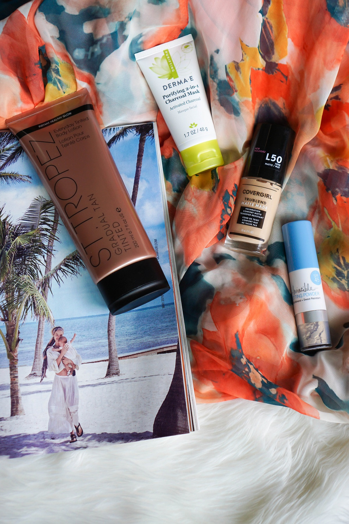 4 Beauty Products to Get Your Skin Summer Ready
