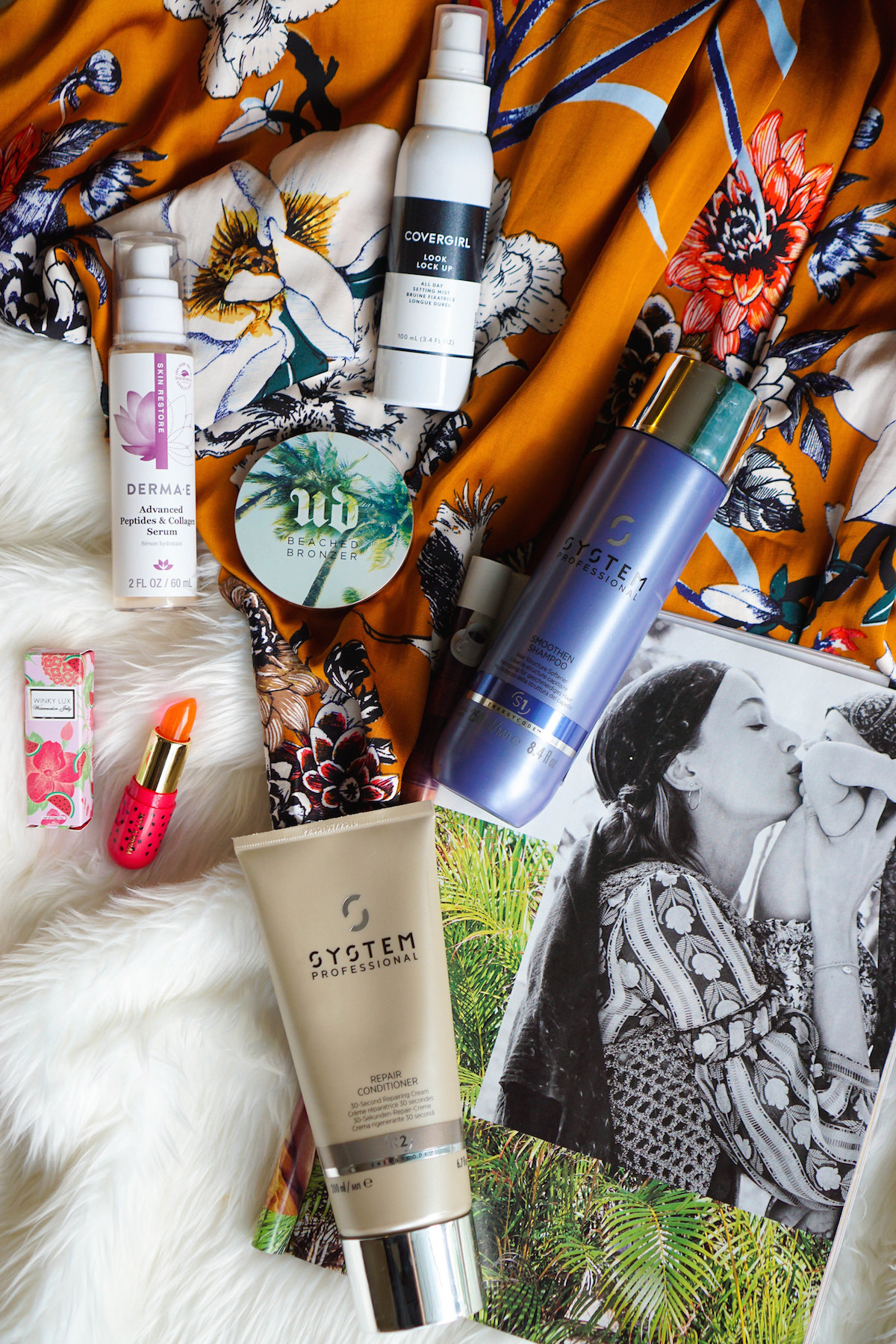 My Six Current Favorite Beauty Products