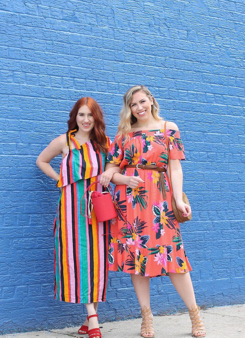 20 Favorite Colorful Summer Dresses Under $40