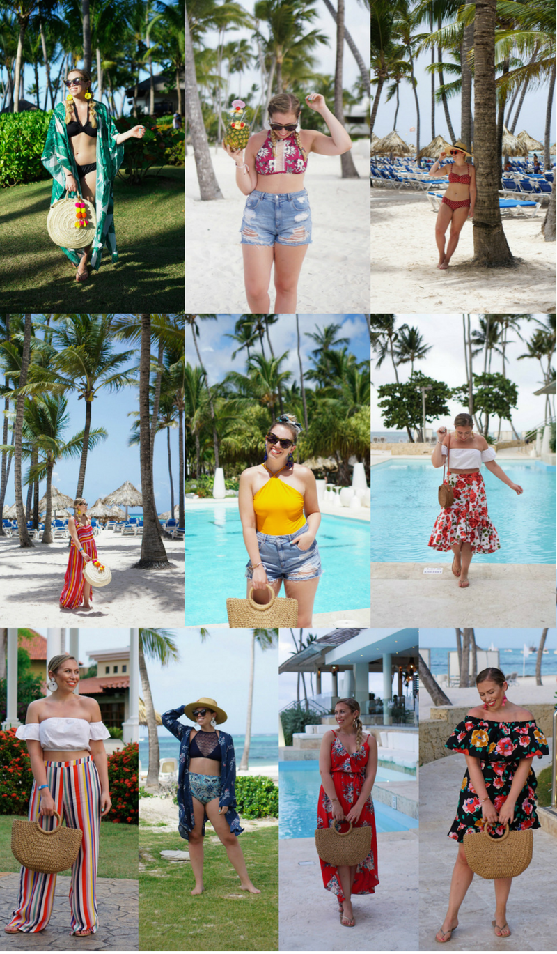Ten Outfits That Will Make You Want to Book a Tropical Vacation