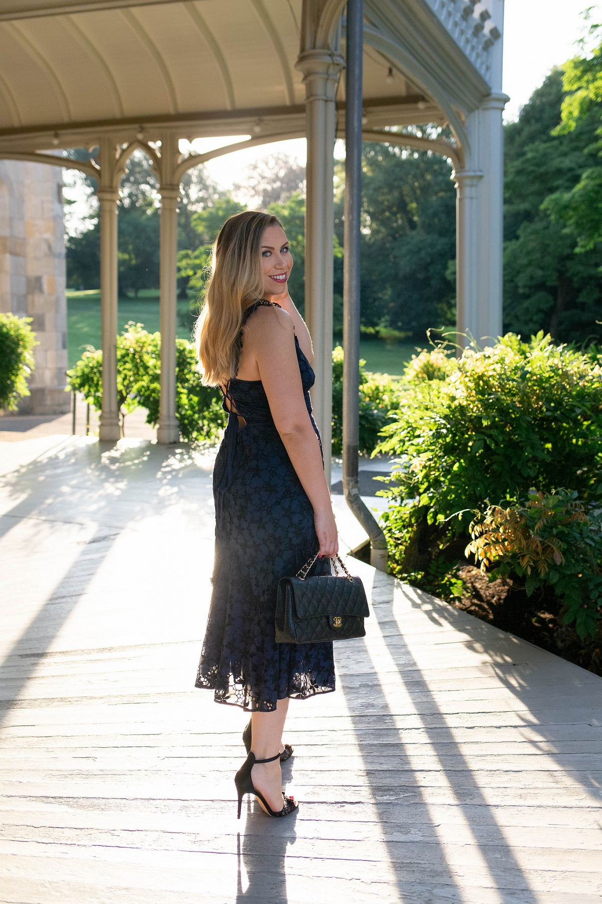 What to Wear to a Black Tie Optional Wedding