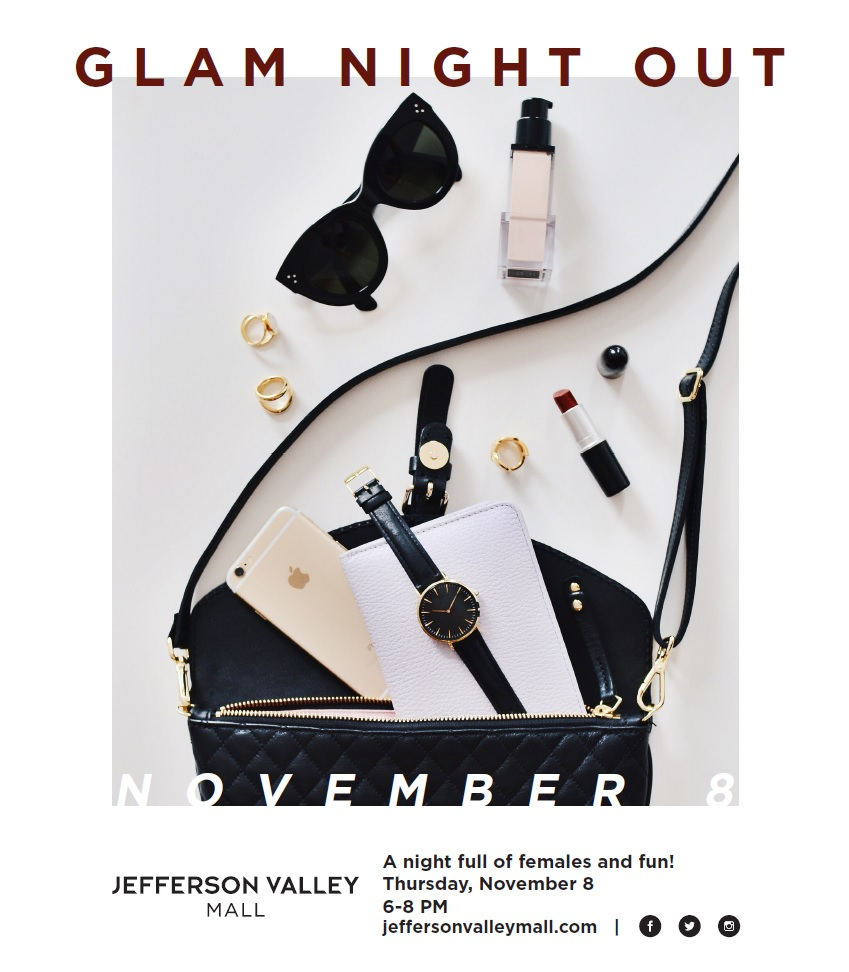 You're Invited to Glam Night Out at The Jefferson Valley Mall
