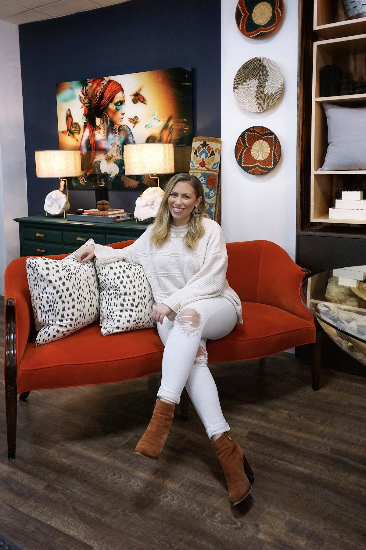 Fofie & Mia's – Westchester's Newest Store for One-of-a-Kind Home Furnishings