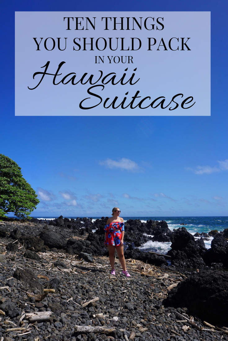 10 Things You Should Pack in Your Hawaii Suitcase