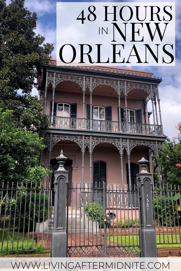 How to Spend 48 Hours in New Orleans in the Summer