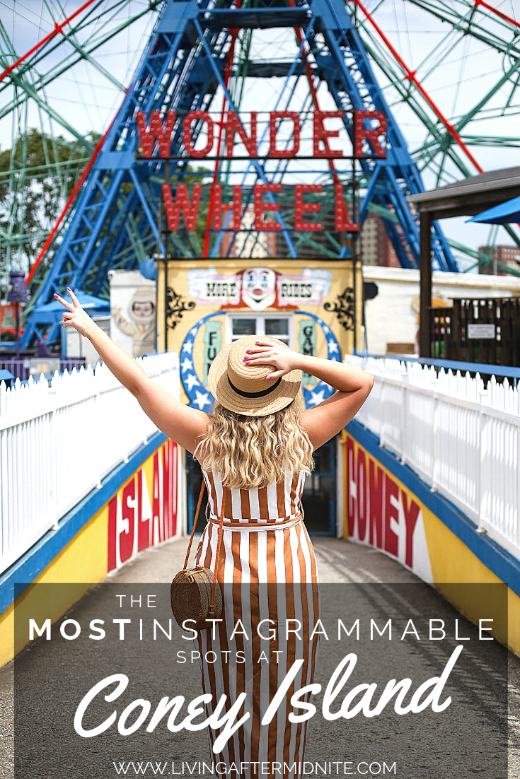 The Most Instagrammable Spots at Coney Island
