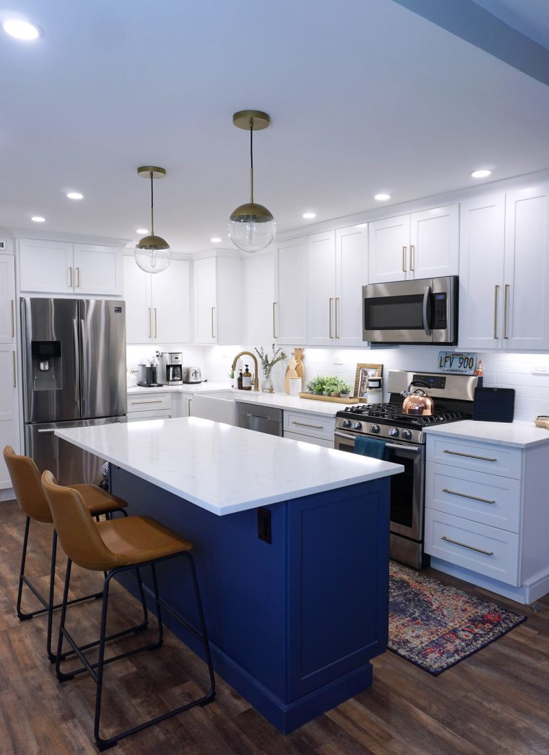 Before & After: My New York Apartment Kitchen Renovation