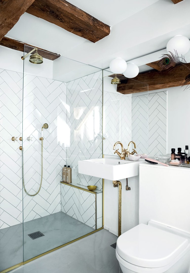 12 Small Bathrooms that Inspired my Renovation