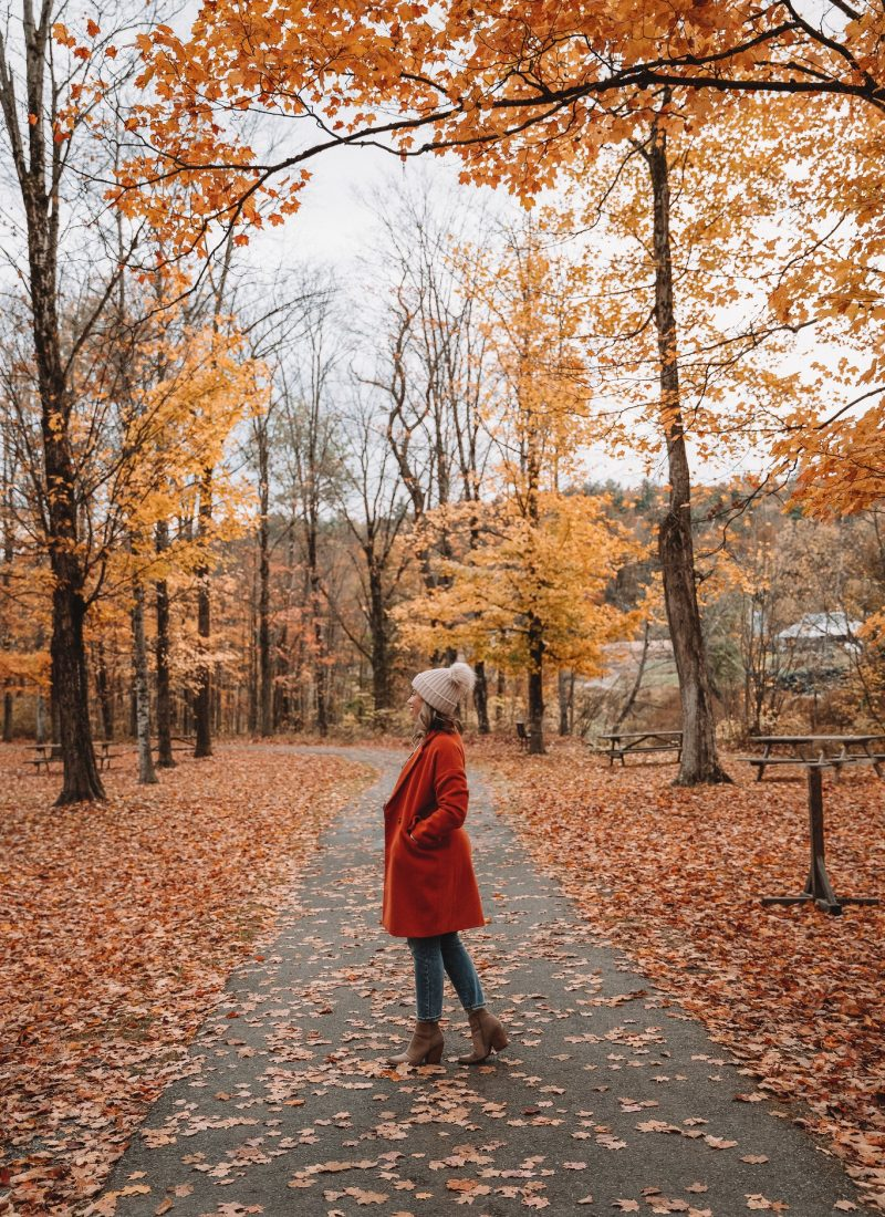 My Complete Vermont Fall Travel Guide | What to See, Do & Eat