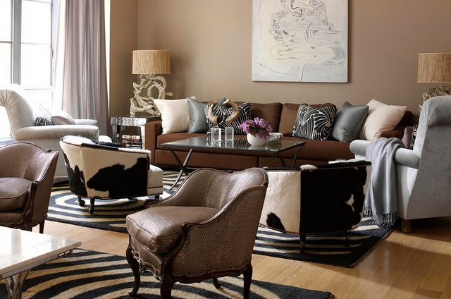 Room for Style: An Eclectic Look at Home