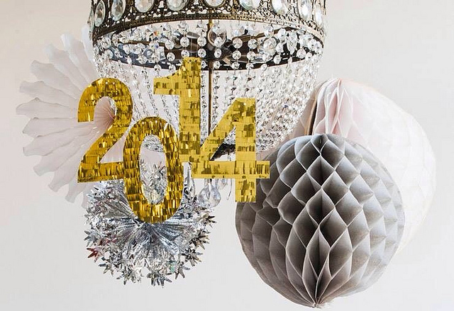 Room for Style: Hello 2014 – Mixing Old & New Decor